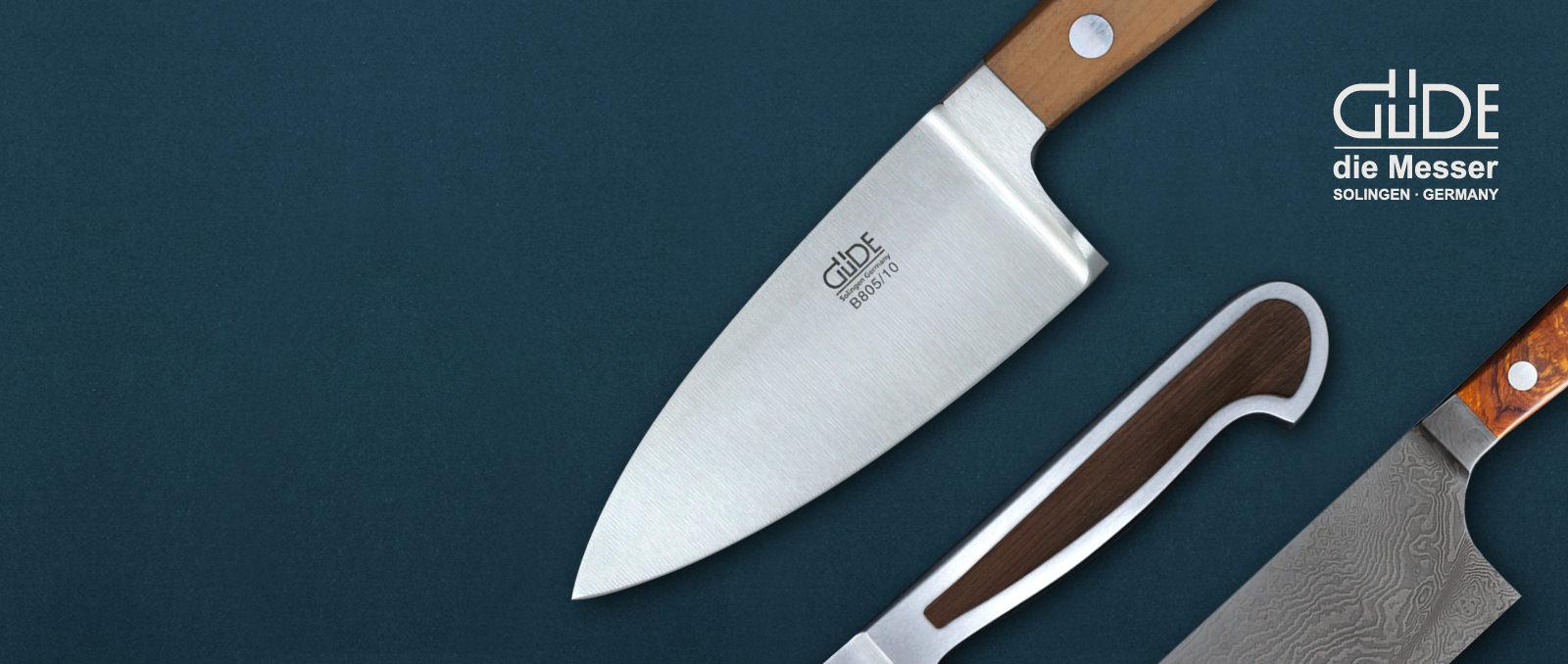Programm Güde - Schleiferei Balwinski - Güde Messer online kaufen
